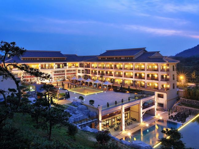 Nanjing Tangshan Hot Spring Tourist Resort