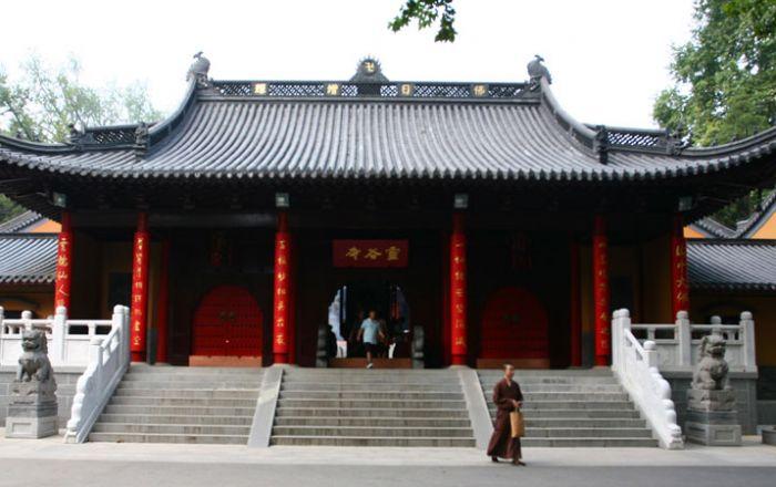 Linggu Temple