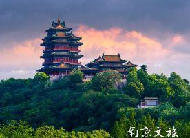 Yuejiang Tower, Nanjing