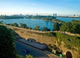 Ming Taicheng Wall